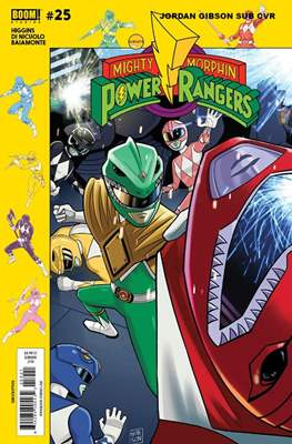 Mighty Morphin Power Rangers (Comic Book) #25.1