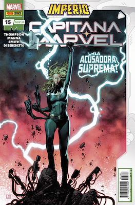 Capitana Marvel (2019-) (Grapa) #15