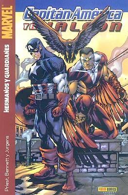 Capitán América y el Halcón (2005-2006) #3
