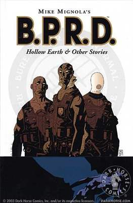 B.P.R.D (Softcover) #1