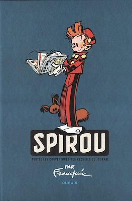 Spirou. Toutes les couvertures des recueils du journal