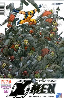 Astonishing X-Men (Grapas) #23