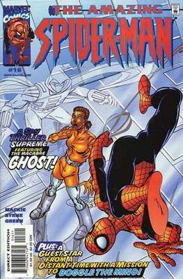 The Amazing Spider-Man Vol. 2 (1999-2014) (Comic-Book) #16