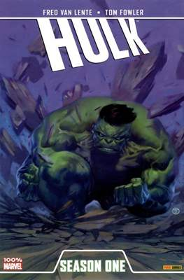 100% Marvel: Hulk Season One