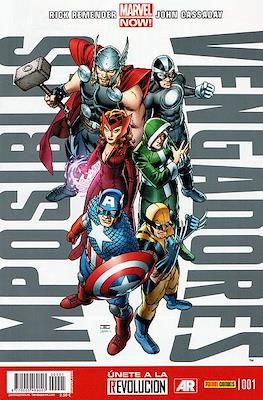 Imposibles Vengadores (2013-2018) (Grapa) #1