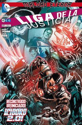Liga de la Justicia. Nuevo Universo DC / Renacimiento (Grapa) #27