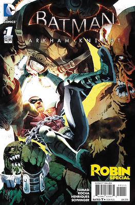 Batman: Arkham Knight - Robin Special (2015)