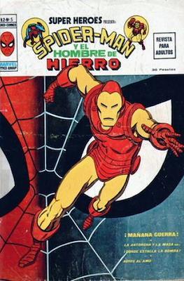 Super Héroes Vol. 2 #5