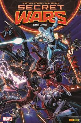 Secret Wars: Guía de lectura