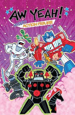 Aw Yeah!: Hasbro Action Figure Jam