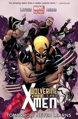 Wolverine and The X-Men Vol. 2 #1