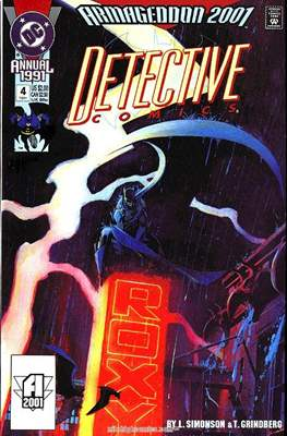 Detective Comics Vol. 1 Annual (1988-2011) (Comic Book) #4