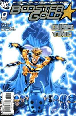 Booster Gold Vol. 2 (2007-2011) #0