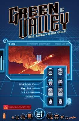 Green Valley (Comic Book) #9