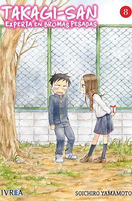Takagi-san: Experta en bromas pesadas (Rústica con sobrecubierta) #8