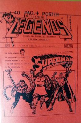 Legends (Fanzine autoeditado.) #1