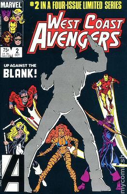 West Coast Avengers Vol 1 (1984) #2