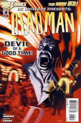 DC Universe Presents #4