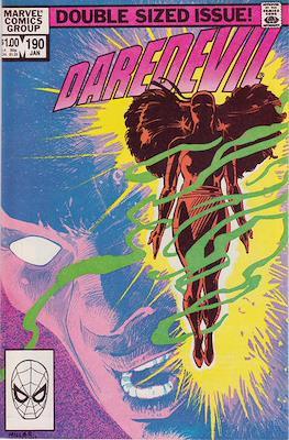 Daredevil Vol. 1 (1964-1998) (Comic Book) #190