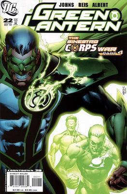 Green Lantern Vol. 4 (2005-2011) (Comic book) #22