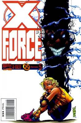 X-Force Vol. 2 (1996-2000) (Grapa 24 pp) #5