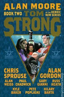 Tom Strong (Hardcover 160 pp) #2