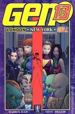 Gen 13 London New York Hell