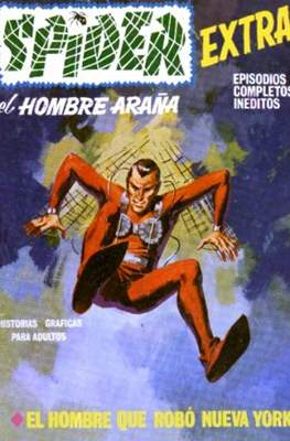 Spider el Hombre Araña Vol. 1 (Rústica 128-120 pp. 1968-1969) #20