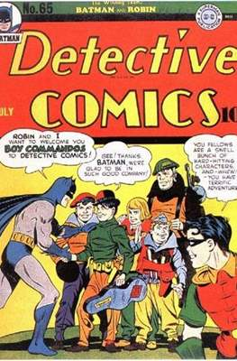 Detective Comics Vol. 1 (1937-2011; 2016-) (Comic Book) #65
