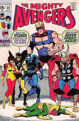 The Avengers Vol. 1 (1963-1996) #68