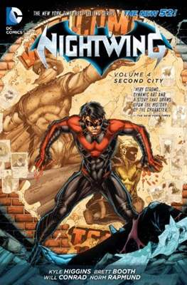 Nightwing Vol. 3 (2011) (Softcover) #4