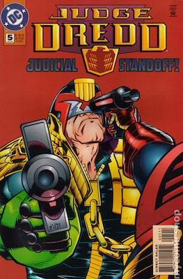 Judge Dredd (1994 DC) (Cómic grapa) #5