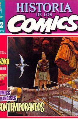 Historia de los Cómics (Grapa 32 pp) #42