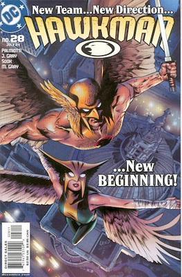 Hawkman Vol. 4 (2002-2006) (Comic book) #28