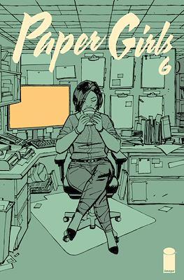Paper Girls (Comic-book) #6