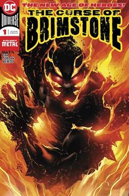 The Curse of Brimstone (Comic Book) #1
