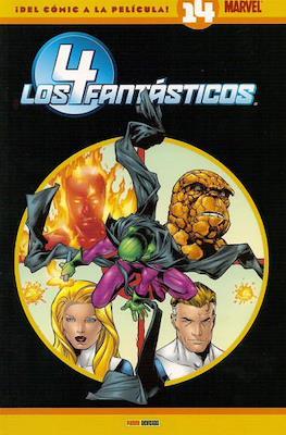 Los 4 Fantásticos. ¡Del cómic a la película! (Rústica 80 pp) #14