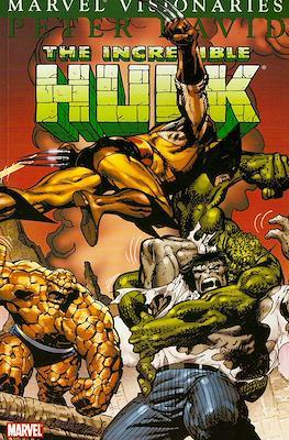 Marvel Visionaries: Peter David. The Incredible Hulk (Softcover) #4