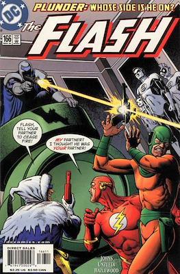 The Flash Vol. 2 (1987-2006) (Comic Book) #166