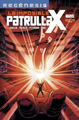 La Imposible Patrulla-X / La Patrulla-X Oro (2012-) (Grapa) #2