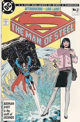 The Man of Steel (1986) (Comic Book) #2