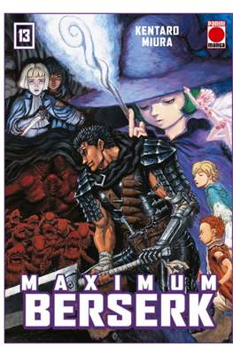 Maximum Berserk #13