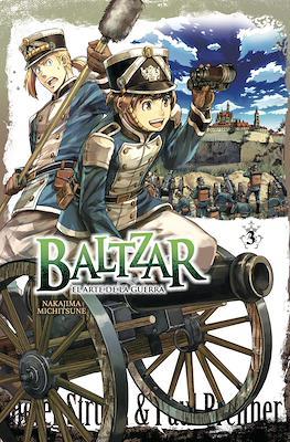 Baltzar, el arte de la guerra (Rústica 196 pp) #3