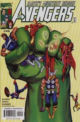 The Avengers Vol. 3 (1998-2004) (Comic-Book) #40