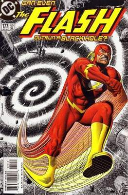The Flash Vol. 2 (1987-2006) (Comic Book) #177