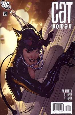Catwoman Vol. 3 (2002-2008) (Comic Book) #80