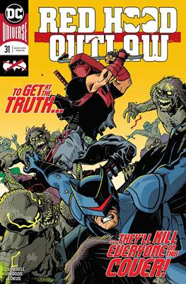 Red Hood and the Outlaws Vol. 2 (Comic Book) #31