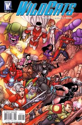 WildCats: World's End (grapa) #23