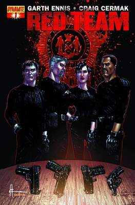 Red team (Comic book) #1