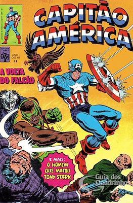Capitão América #11